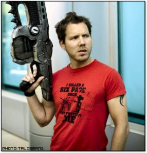 Cliff Bleszinski of Epic Games