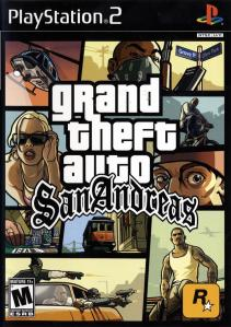GTA: San Andreas box art